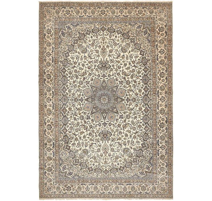 13' 1 x 19' 6 Nain Persian Rug