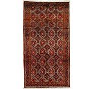 Link to 5' 3 x 9' 7 Shiraz Persian Rug