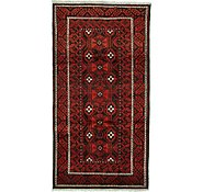 Link to 5' 1 x 9' 8 Balouch Persian Rug