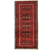 Link to 4' 4 x 9' Balouch Persian Rug