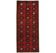 Link to 4' 4 x 9' 10 Shiraz Persian Runner Rug