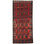 Link to 5' 1 x 10' 8 Shiraz Persian Runner Rug