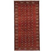 Link to 5' 2 x 10' 1 Torkaman Persian Rug