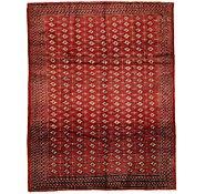 Link to 7' 6 x 9' 7 Shiraz Persian Rug