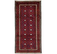 Link to 5' x 9' 10 Balouch Persian Rug
