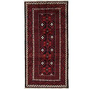 Link to 5' 3 x 10' 3 Balouch Persian Rug