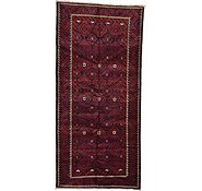 Link to 4' 8 x 9' 10 Balouch Persian Runner Rug
