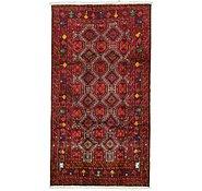 Link to 5' 2 x 9' 4 Shiraz Persian Rug
