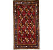 Link to 5' 1 x 9' 6 Shiraz Persian Rug