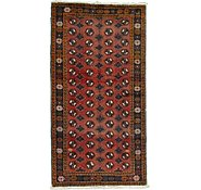 Link to 5' 3 x 9' 9 Shiraz Persian Runner Rug