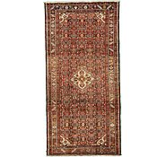 Link to 5' 1 x 10' 5 Hossainabad Persian Runner Rug