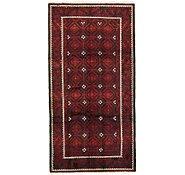 Link to 4' 11 x 9' 6 Shiraz Persian Rug