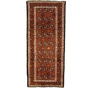 Link to 4' 3 x 9' 5 Shiraz Persian Runner Rug