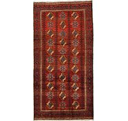 Link to 5' x 9' 9 Shiraz Persian Runner Rug