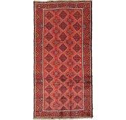 Link to 4' 11 x 9' 8 Shiraz Persian Rug