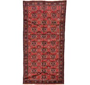 Link to 4' 11 x 9' 10 Shiraz Persian Runner Rug