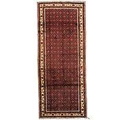 Link to 4' 5 x 10' 9 Shiraz Persian Runner Rug