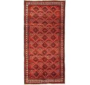 Link to 4' 10 x 9' 10 Shiraz Persian Runner Rug