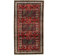Link to 5' 6 x 10' Shiraz Persian Rug