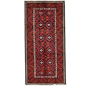 Link to 4' 8 x 9' 7 Shiraz Persian Rug