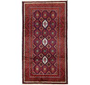 Link to 4' 11 x 9' Shiraz Persian Rug