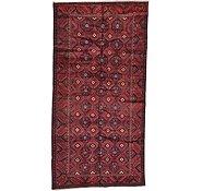 Link to 4' 11 x 9' 10 Shiraz Persian Runner Rug