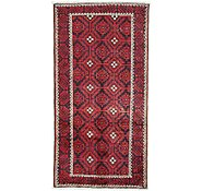 Link to 4' 10 x 9' 6 Shiraz Persian Rug