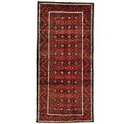 Link to 5' x 10' 9 Shiraz Persian Runner Rug