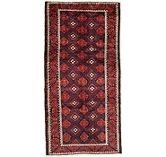 Link to 5' 2 x 10' 3 Shiraz Persian Runner Rug