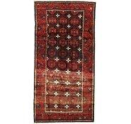 Link to 4' 10 x 9' 6 Shiraz Persian Rug