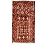 Link to 4' 10 x 9' 3 Shiraz Persian Rug