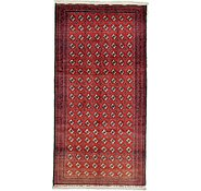 Link to 5' 1 x 10' Shiraz Persian Rug
