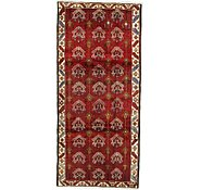Link to 4' 9 x 10' 6 Shiraz Persian Runner Rug