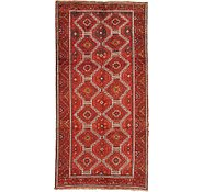 Link to 5' 3 x 10' 4 Shiraz Persian Runner Rug