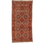 Link to 4' 9 x 9' 6 Shiraz Persian Rug