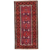 Link to 4' 6 x 9' 2 Shiraz Persian Rug