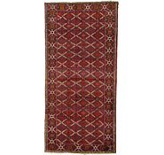 Link to 4' 11 x 10' 4 Shiraz Persian Runner Rug