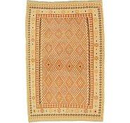 Link to 6' 7 x 9' 11 Kilim Fars Rug