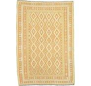 Link to 6' 8 x 9' 8 Kilim Fars Rug