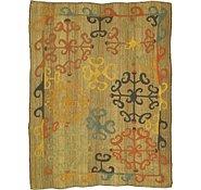 Link to 6' 10 x 8' 8 Kilim Suzani Rug