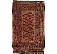Link to 8' 4 x 13' Kilim Fars Rug