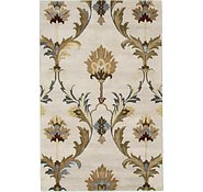 Link to 5' 1 x 7' 11 Floral Agra Rug