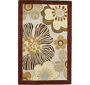 Link to 5' x 7' 11 Floral Agra Rug