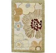 Link to 5' x 7' 9 Floral Agra Rug