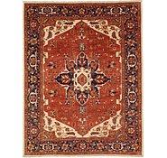 Link to 10' 1 x 13' Ariana Ziegler Oriental Rug