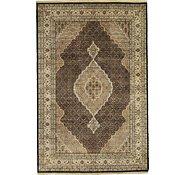 Link to 6' 6 x 10' Tabriz Oriental Rug