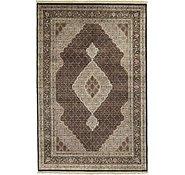 Link to 6' 6 x 9' 11 Tabriz Oriental Rug