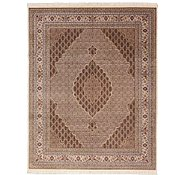 Link to 7' 11 x 10' 1 Tabriz Oriental Rug