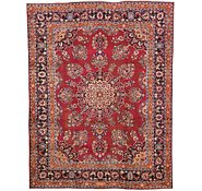 Link to 9' 10 x 12' 11 Mashad Persian Rug