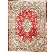 Link to 9' 11 x 12' 10 Kerman Persian Rug